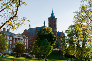 Among the biggest news headlines this week for the Syracuse area, the National Science Foundation gave Syracuse University $4 million to help recruit more students in STEM fields.